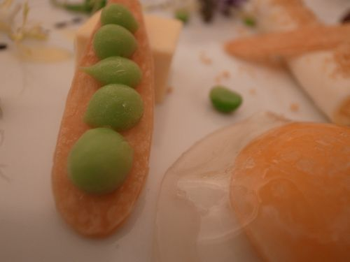 Paris, mandarin, oeuf
