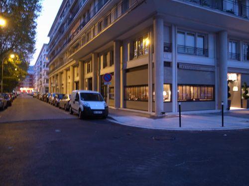 Le Havre, Taratin, rue