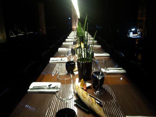 Paris, Acajou, grande table