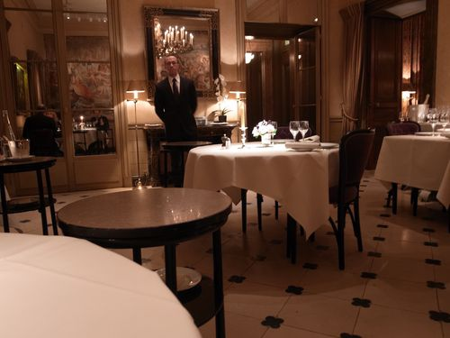 Paris, ambroisie, salle