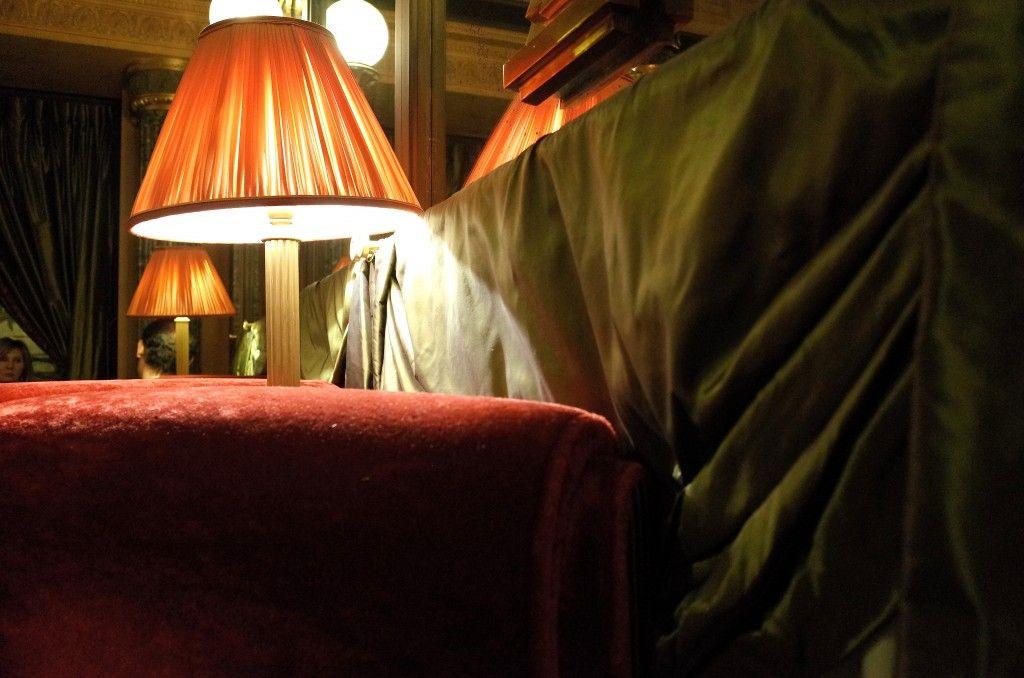 Paris, Hotel, lampe