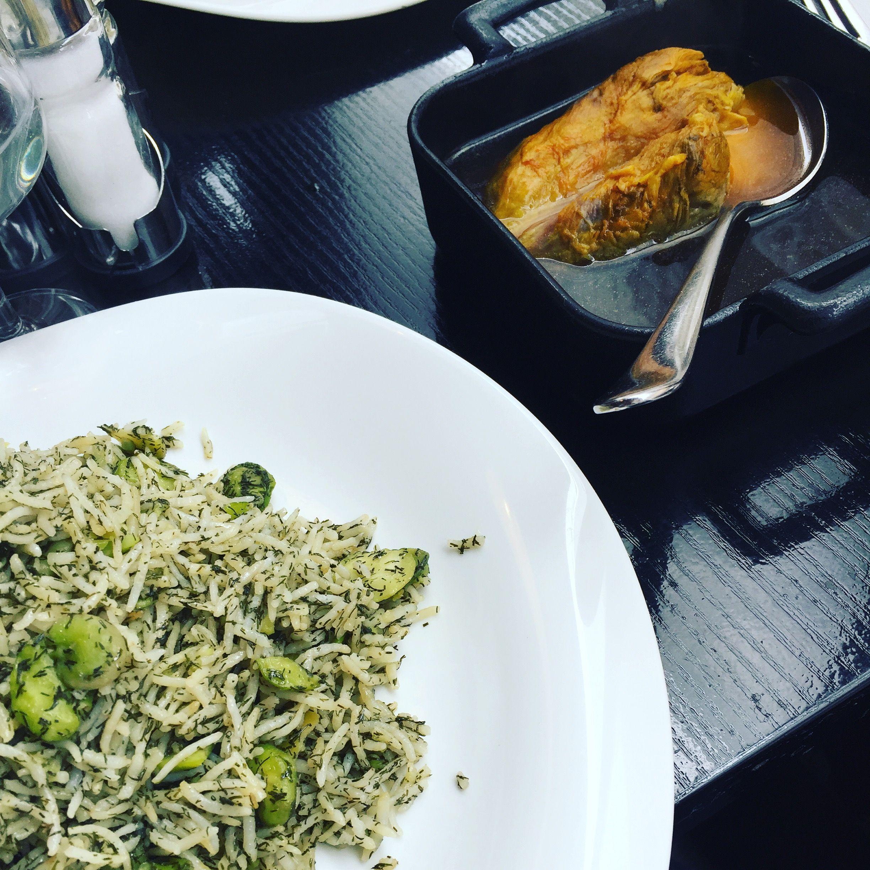 Mazeh Restaurant Carte